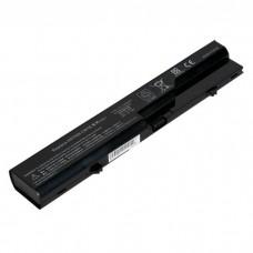 Аккумулятор, батарея для ноутбука HP 320, 321, 325, 326, 420, 421, 425, 620, 621, 625, ProBook 4320, 4320s, 4320t, 4321s, 4325s, 4326s, 4420, 4420s, 4421s, 4425s, 4520s, 4525s, 4529, 4720s (5200mAh, 10.8V) Черный