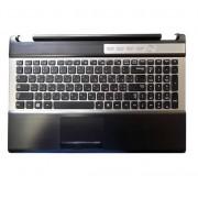 Верхняя панель с клавиатурой Samsung NP-RF510, NP-RF511, BA-5902795 Черная